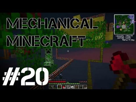 Mechanical Minecraft S2 Ep. 20 - Sorting Automation