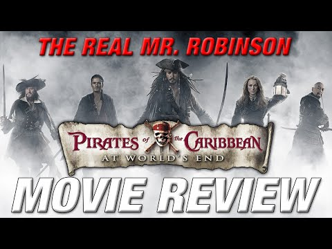 PIRATES OF THE CARIBBEAN: AT WORLD'S END (2007) Movie Review