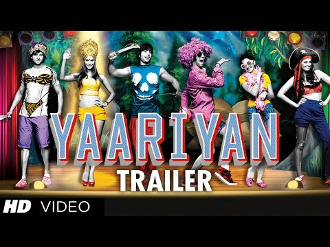 Yaariyan Theatrical Trailer (Official) | Himansh Kohli Rakul...