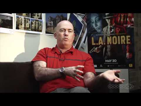L.A. Noire Retrospective - Brendan McNamara Interview (PS3, Xbox 360)