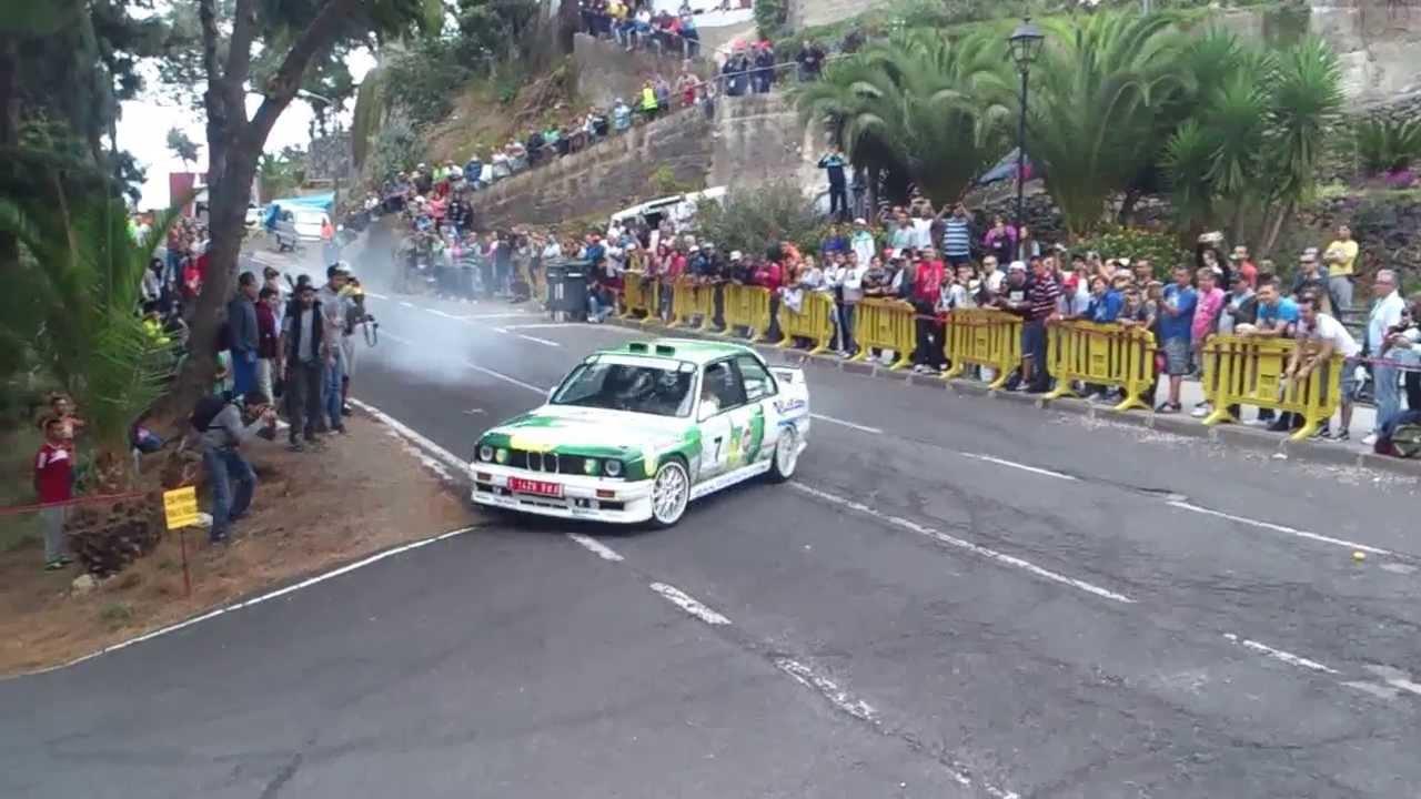 32 rally isla de tenerife: