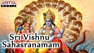 Sri Vishnu Sahasranamam (Sanskrit) || S P Balasubrahmanyam