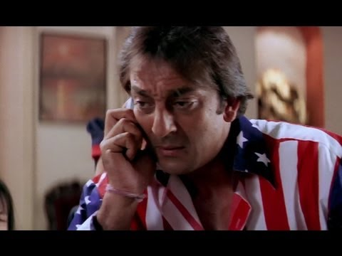 Sanjay Dutt Joins The Big Family - Khoobsurat
