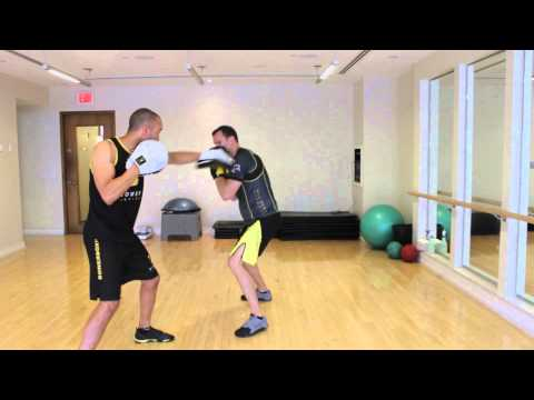 Boxing Combination Builder series. Offense and defence Variations Image 1