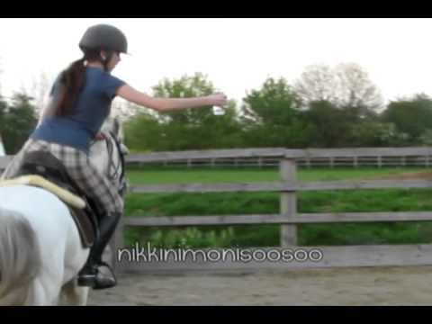 More horse riding dares!