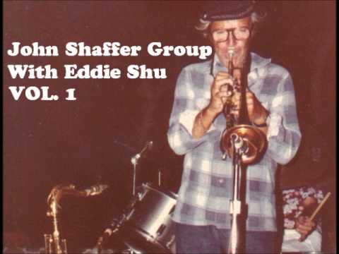 Eddie Shu Live! 1981 John Shaffer Group On Green Dolphin Street Tenor Sax Jazz Guitar
