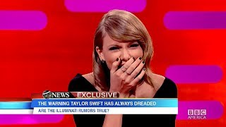 Download The Illuminati39s Warning To Taylor Swift  Delicate DECODED