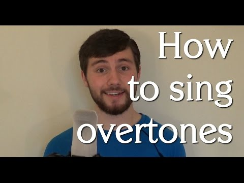 How to sing overtones (tutorial)