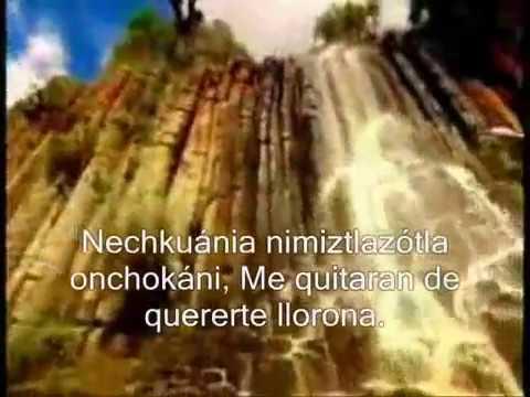 YOLOKUIKA-   CHOKANI- LA LLORONA PAPTZIN-subtitulado al nahuatl y español