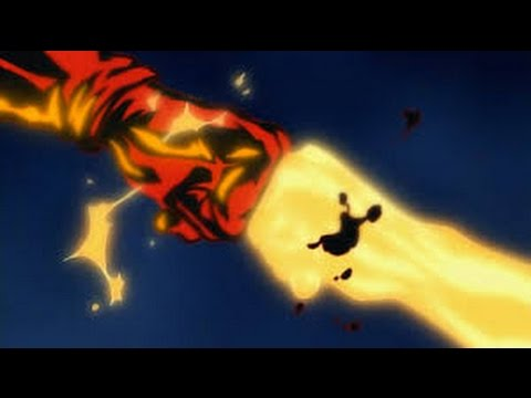 One Piece - Luffy's Epic Gomu Gomu No Red Hawk video