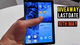 Samsung Galaxy Foldable Phone | Giveaway