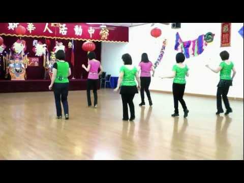 Heidi - Line Dance (dance & Teach) video