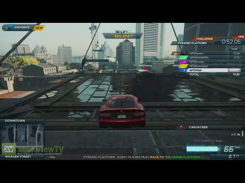 NFS Most Wanted 2012 | Multiplayer Game Features [EN] (2012) | HD