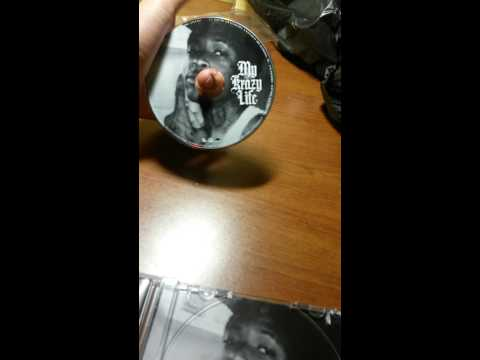 Yg My Krazy Life Best Buy Exclusive Unboxing video