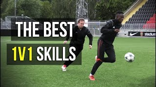 TOP 10 SKILL MOVES TO BEAT A DEFENDER  Best Footba