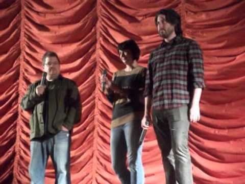 Young Adult Q&A with Patton Oswalt, Diablo Cody & Jason Reitman