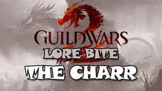 Guild Wars 2 Lore Bite - The Charr