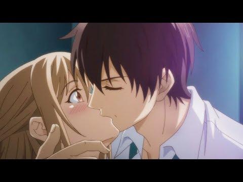 [ТОП 10] Аниме в котором парень и девушка вынуждены жить вместе #2