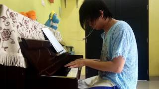 My Chemical Romance - The Ghost of You [piano cover]