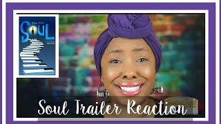 Disney Pixar's Soul Teaser Trailer| Reaction Sista Gurl on Films