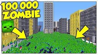 SOPRAVVIVIAMO ALL'INVASIONE NEI GRATTACIELI DELLA CITTÀ! - Minecraft ITA