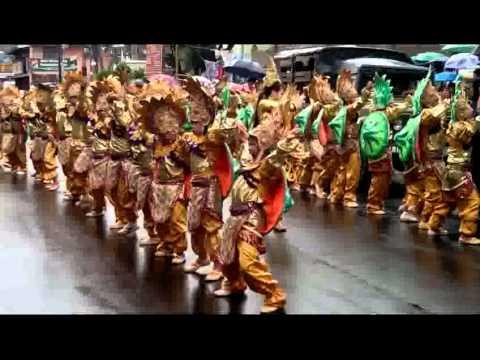 Magayon Festival 2014 Parade