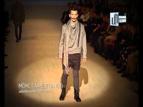 DEFILE. Проект EuroFashion. Показ бренда MEME T'AIME f/w 2012-13