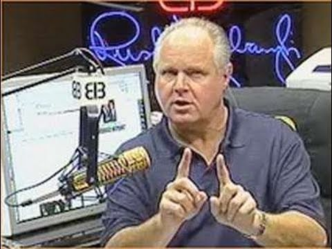 Rush Limbaugh Mocks Cenk Uygur