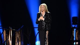 Watch Barbra Streisand Memories video