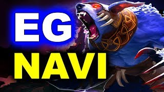EG vs NAVI - STOCKHOLM MAJOR - DAY 1 DreamLeague DOTA 2
