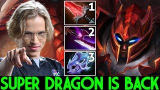 TOPSON [Dragon Knight] Super Dragon is Back Insane Gameplay 7.25 Dota 2