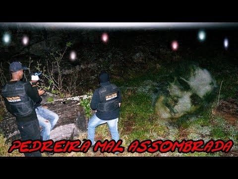 PEDREIRA MAL ASSOMBRADA 💀 thumbnail