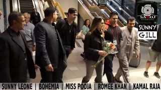 Sunny Leone,miss pooja ,bohemia,kamal raja,romeekhan,Saroj b N Sunny Gill Masih At 7 stars