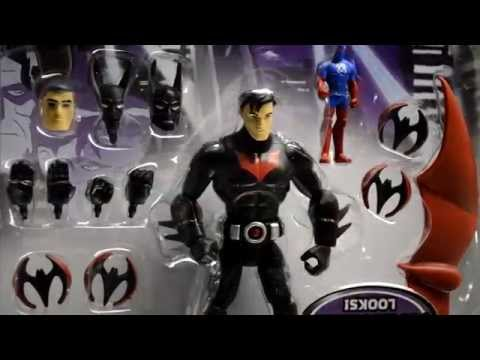 Batman Beyond - MattyCollector Exclusive DC Total Heroes Ultra Showcase Review