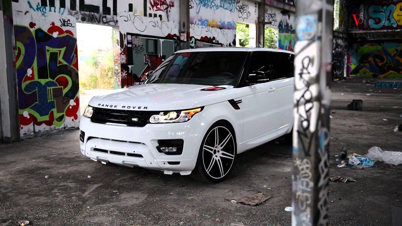 2014 Range Rover Wheels 2014 Range Rover on Vellano
