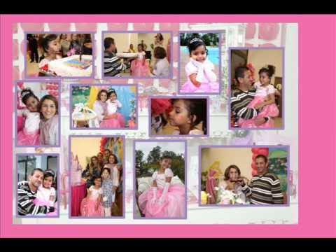Aniversário da Princesa Amanda.