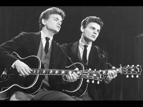 Everly Brothers - So How Come No One Loves Me