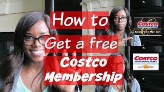How to get a free Costco Membership