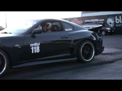 Toyota Supra Mark IV | Modified Tuner Shootout 2012 | Dragan | Chandle