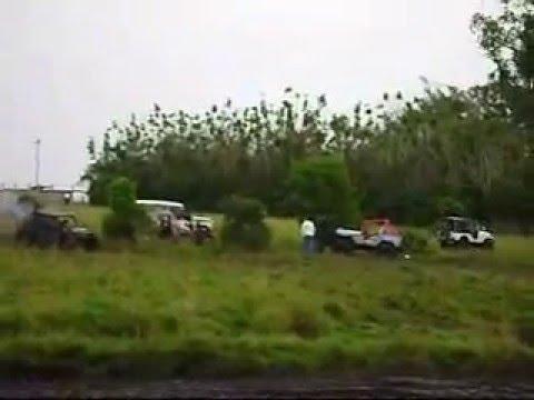 Encontro de motos e jeeps de palmares do sul
