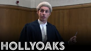 Hollyoaks: James' Fail of a Defence!