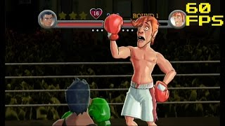 1. [60 FPS] Glass Joe (Contender) - Punch-Out!! (Wii)