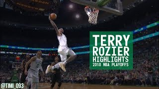 Terry Rozier Highlights 2018 NBA Playoffs