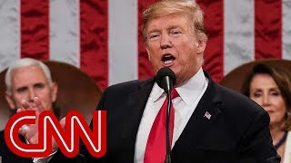 Donald Trump's entire 2019 State of the Union address | Full speech on CNN