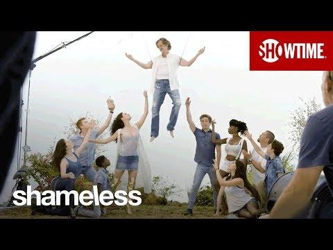 Season 8 Photoshoot Vibes w/ Cast | Shameless | William H. Macy & Emmy Rossum Series