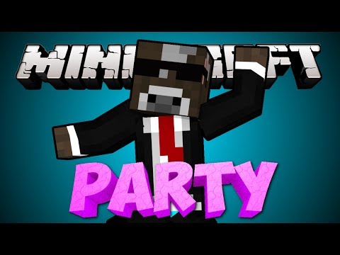 Minecraft 1.7.4 PARTY GAMES Server Mini game ( Minecraft 1.7 Servers IP )