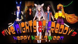 🎃 Five Nights at Freddy