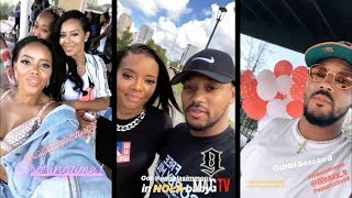 Romeo & Angela Throw Vanessa Simmons A Surprise B-Day Party!