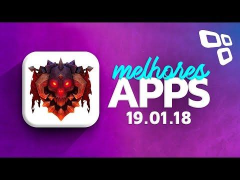 Melhores Apps da Semana para Android e iOS - Review (19/01/2018) - TecMundo