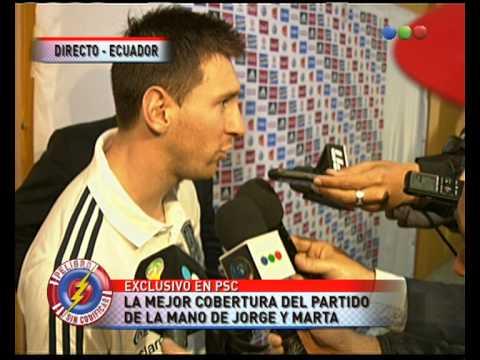 Los Rebos Messi con Jorge Peligro Sin Codificar